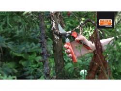 BAHCO PG-R Döner Saplı Ergonomik Budama Makası - Thumbnail